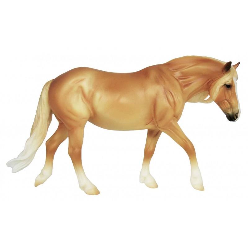 breyer_caballo_classics_haflinger_castano